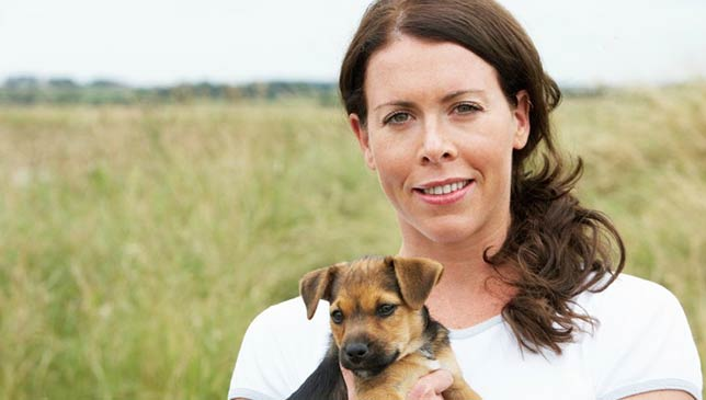 Susan wants to know about microchipping pets - like her new puppy!