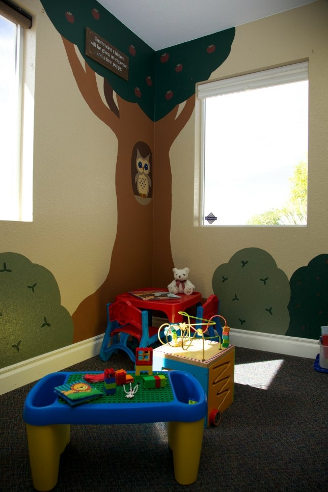 Cherished Companions Animal Clinic play area for kids
