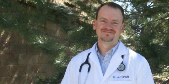 Dr. Jeff Bracht is the new Castle Rock veterinarian at Cherished Companions.