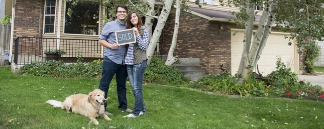 The house is sold. This couple is ready to move with a dog!